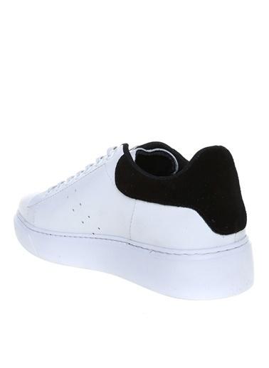 Fabrika Fabrika Beyaz Günlük Ayakkabı Beyaz